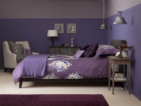 30 Elegance Purple Bedroom Ideas
