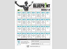 Arnold Schwarzenegger's Blueprint Trainer Mass Calendarpdf