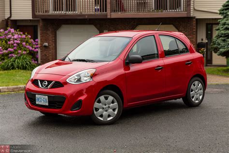 2015 Nissan Micra S Review – Lively Lilliputian
