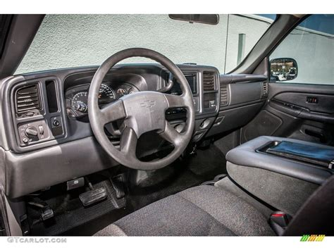 chevrolet silverado hd regular cab interior