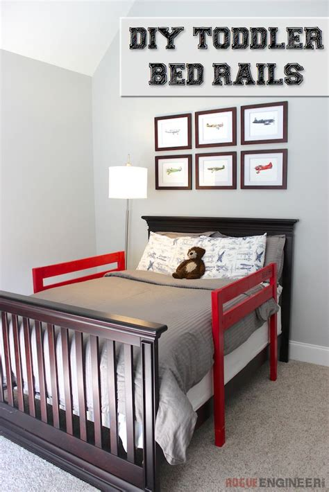 Bed For Toddler With Rails by Best 25 Toddler Bed Rails Ideas On Bed Rails