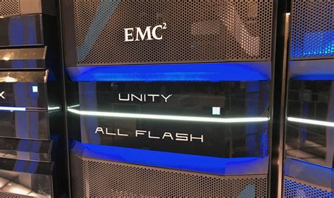 Emc Introduces All-flash Unity For Less Than ,000