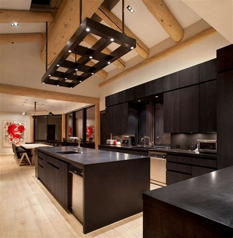 black and brown kitchen cabinets brown kitchen cabinets with granite 7831