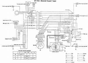 1994 Honda Magna Vf750c Wiring Diagram  58438