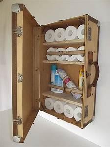 Valise En Bois : au phyl du bois valise en bois meuble de rangement ~ Teatrodelosmanantiales.com Idées de Décoration