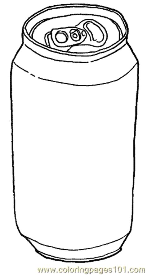 Drink Coloring Page 12 Coloring Page  Free Drinks