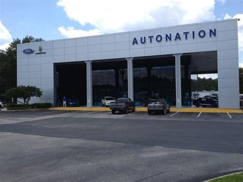AutoNation Ford Lincoln Orange Park : Jacksonville, FL