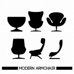 Furniture Silhouette Vectors Photos And PSD Files Free