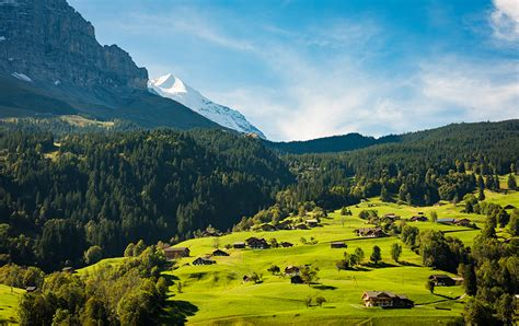 Grindelwald And Lauterbrunnen Majestic Swiss Villages