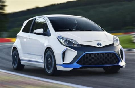 2019 Toyota Yaris Hatchback Colors, Release Date, Redesign