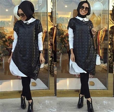 mode tenue moderne pour femme musulmane et