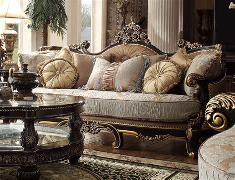 Hd-551 Homey Design Luxury Fabric Sofa