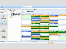 Web Calendar Webbased Calendar Software from HyperOffice