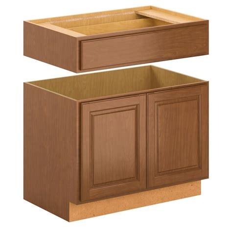 Sink Base Cabinet by Hton Bay Assembled 36x34 5x24 In Accessible