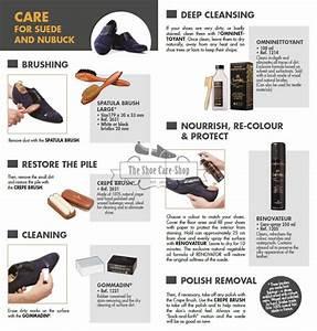 Saphir Maintenance Guide - Shoe Shine Instructions