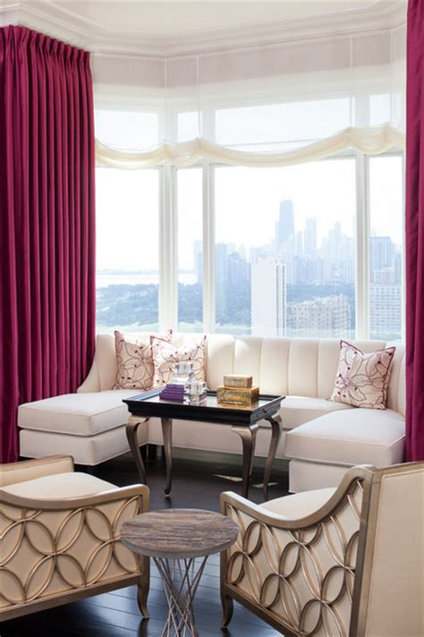 anthony michael interior design living room bay windows
