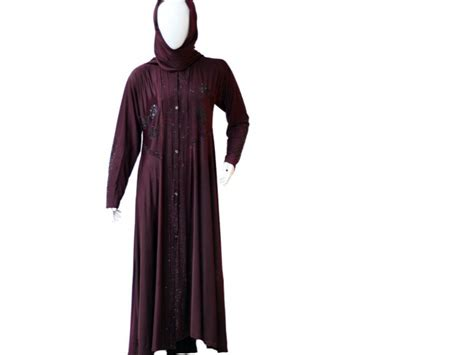 Umbrella Style Abaya With Scarf Price In Pakistan (m006372
