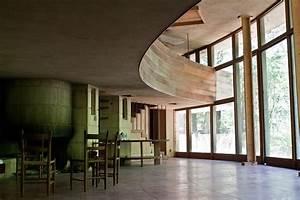 Frank Lloyd Wright Gebäude : abandoned spring house in tallahassee florida by frank lloyd wright geb ude pinterest ~ Buech-reservation.com Haus und Dekorationen