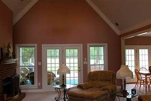 Cathedral Ceilings With Crown Molding