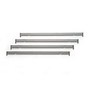 hon single rail hanging racks 4 pack staples 174