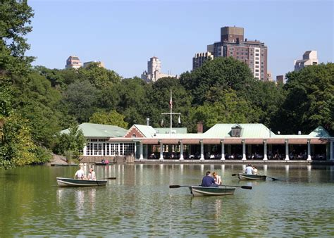 Central Park Boat Club by The Loeb Boathouse At Central Park The Best Of Both