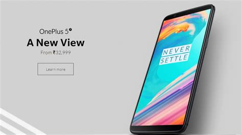 announces one hour preview sale of oneplus 5t after strong demand zee business