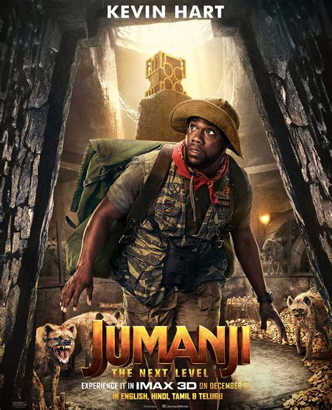Jumanji: The Next Level Movie (Dec 2019) - Trailer, Star ...