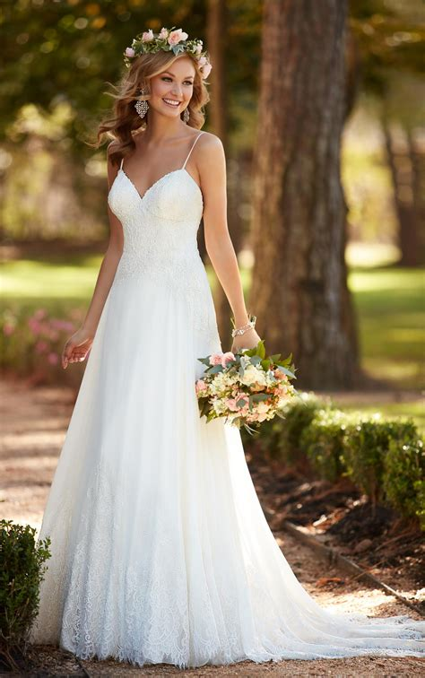 Casual Romantic Wedding Dress  Stella York Wedding Dresses. Where To Buy Rustic Wedding Dresses. Long Sleeve Wedding Dresses Scotland. Lace Wedding Dresses Backless. Wedding Dresses With Color For Plus Size. Princess Wedding Gown Designers. Indian Wedding Dresses Games Online. Casual Wedding Gowns Plus Size. Halter Neck Wedding Dresses Brisbane