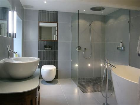 Bathroom Ideas Grey And White by Grey White Bathroom Design Ideas Almosthomebb
