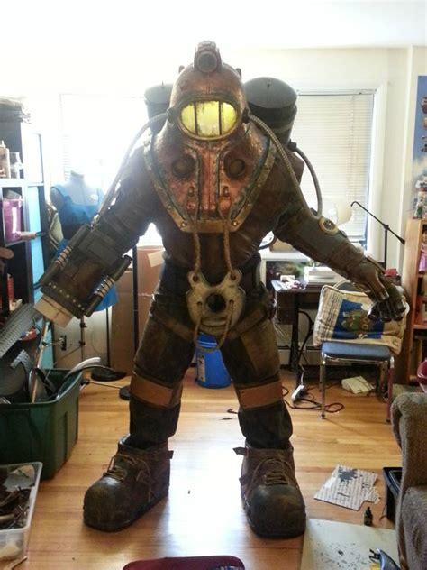 bioshock  subject delta costume adafruit industries