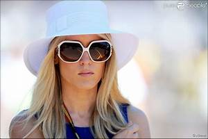 Jules Bianchi Et Camille Marchetti : camille marchetti la compagne de jules bianchi au grand prix de monaco le 22 mai 2014 purepeople ~ Maxctalentgroup.com Avis de Voitures