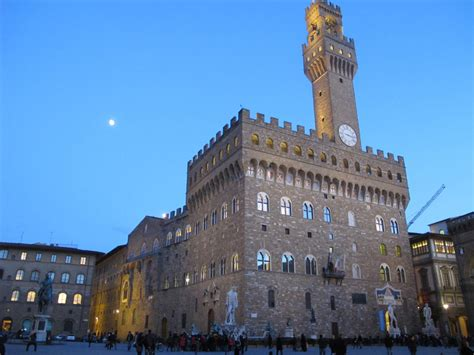 This is the city hall of florence since medieval times. Palazzo Vecchio, Florence: Discover the Legendary Palace