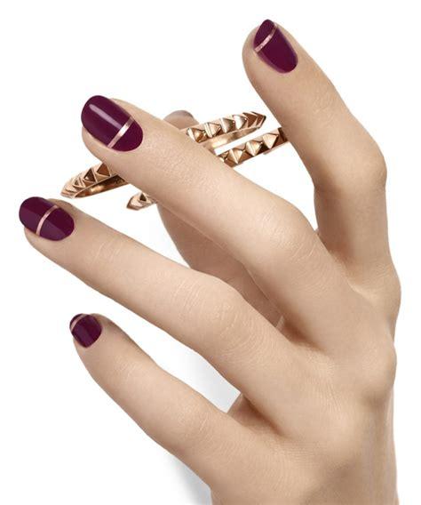 35 nail designs ideas design trends 35 nail design ideas for the autumn winter trends Unique