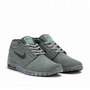 Nike Stefan Janoski Max Mid L (Seaweed) 807509-333  Mid