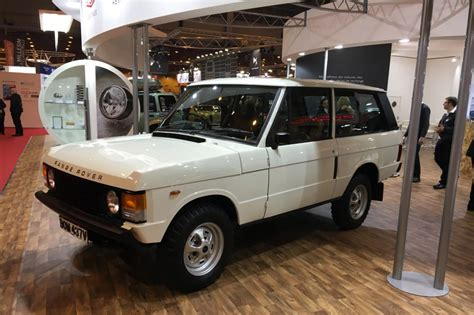 range rover classic r 233 tromobile 2016 le chic parisien diaporama photo motorlegend