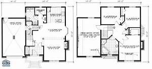 Plan Maison A Etage : plan maison deux etages 100m2 2 choosewellco plan maison etage 100m2 ~ Melissatoandfro.com Idées de Décoration