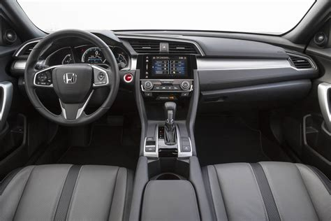 honda civic 2017 interior honda civic hatchback 2017 fotos e especificações