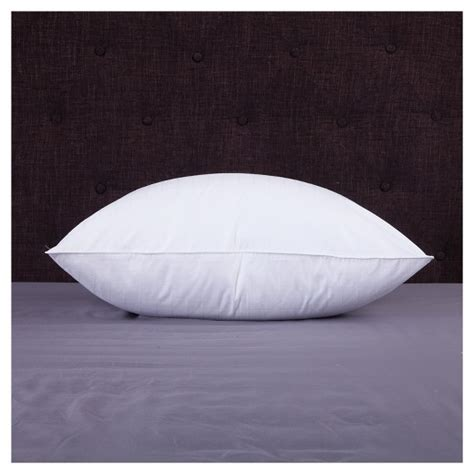feather pillows target candice 80 20 feather and pillow white target
