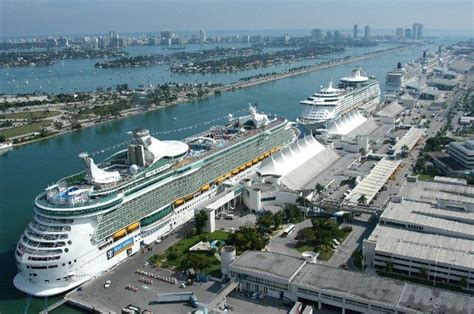 Cruise Terminal Miami | Florida | Pinterest