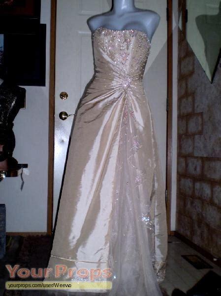 Prom Night Donna Keppelu0026#39;s Hero Prom Dress original movie costume