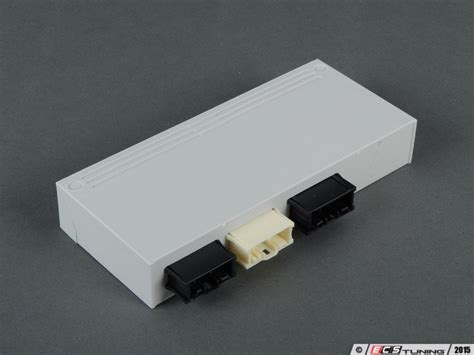 genuine bmw  trunk control module
