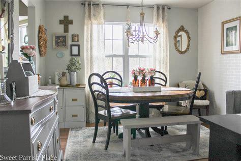 modern farmhouse dining roomoffice reveal  room