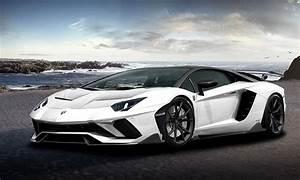 Lamborghini Aventador S Gets Double the Horsepower  Lamborghini