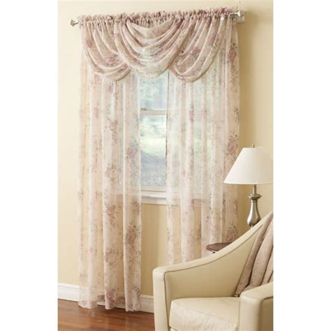 stowe sheer curtain collection boscov s