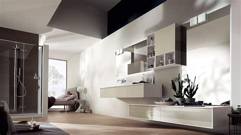exclusive minimalist bathroom with sleek design and