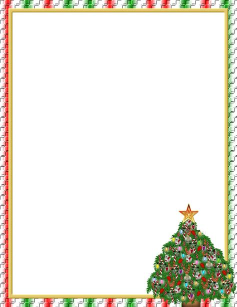 christmas 1 free stationery com template downloads