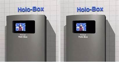 Holo Box Display Floating Fs Version