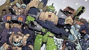 Transformers: Sins of the Wreckers | Comic Review | Geek ...