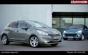 Entretien Périodique Peugeot 208 : vid o peugeot 207 l 39 automobile magazine ~ Medecine-chirurgie-esthetiques.com Avis de Voitures