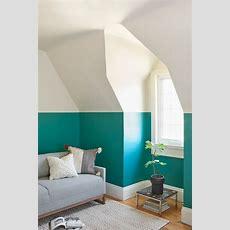 Wandgestaltung Schrà Ge – Home Sweet Home